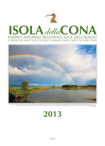 2013 - Isola della cona